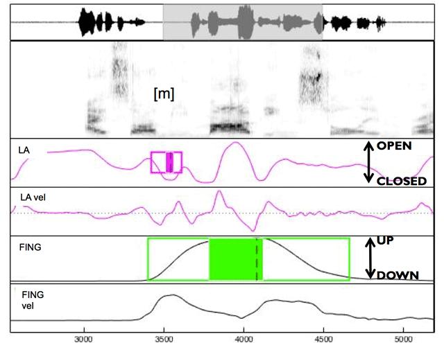 Krivokapi  | A Kinematic Study of Prosodic Structure in ...